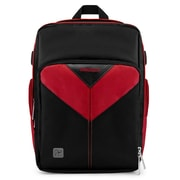 Vangoddy Sparta SLR DSLR Camera Backpack Black Red