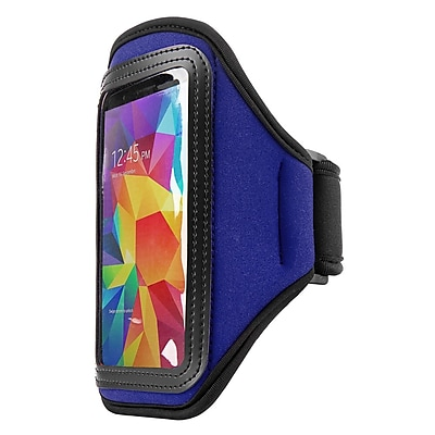 Vangoddy Exercise Armband iPhone and Android Blue 2579611