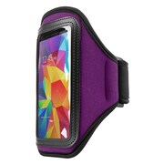 Vangoddy Exercise Armband iPhone and Android Purple