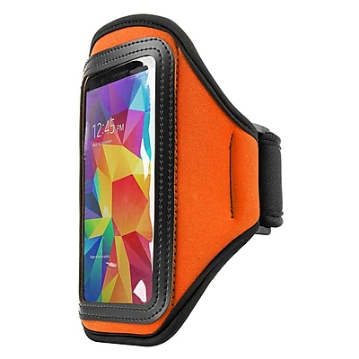 Vangoddy Exercise Armband iPhone and Android Orange 2579606