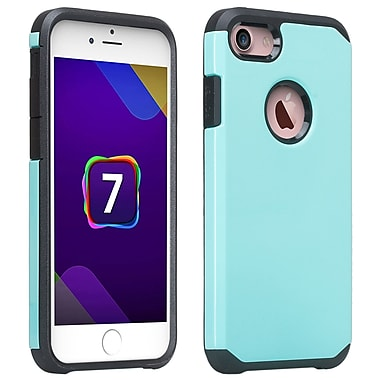 Design Hybrid Case for iPhone 7 Plus, Aqua (APLCRC753)