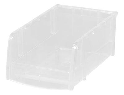 IRIS® Small Bin, Clear, 12 Pack (200510)