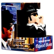 CelebriDucks Elwood Blues from The Blues Brothers Rubber Duck( CBRD009)