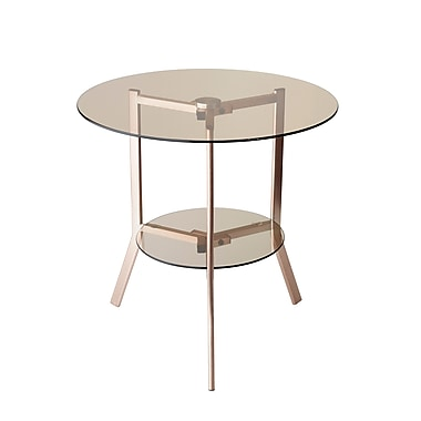 Adesso Gibson End Table Copper (WK2083-20)