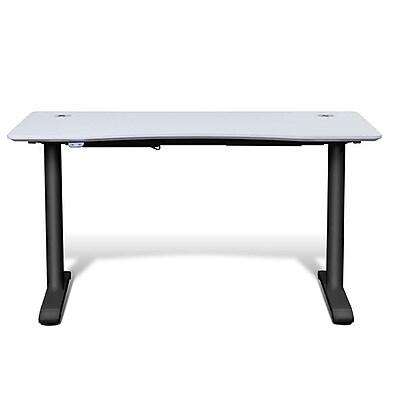 Unique Furniture Value Electric Height Adjustable Standing Desk 55