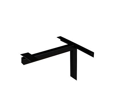 Cantilever Wall Mount Table Base - Small (JICAT-15.5x21SM)