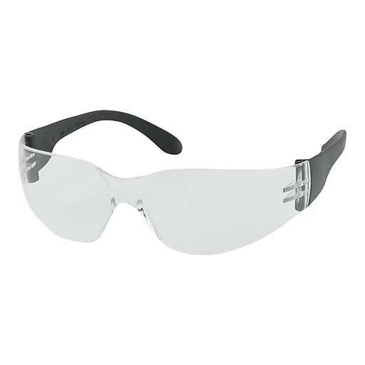 Bouton Zenon Z12 Polycarbonate Safety Glasses, Clear Lens (250-01-0000)