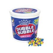 Dubble Bubble Bubble Gum, Original, 340/Pack (220-00023)