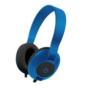 Phantom DJ500 Foldable Stereo Headphones - Blue