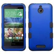 Insten Hard Hybrid Rugged Shockproof Cover Case For HTC Desire 510 - Blue/Black