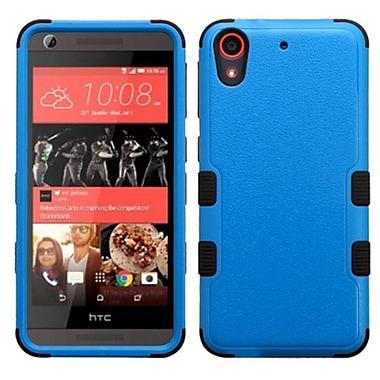 Insten Tuff Hard Dual Layer Rubber Silicone Cover Case For HTC Desire 626/626s - Blue/Black