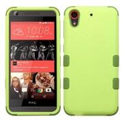 Insten Tuff Hard Hybrid Rubberized Silicone Case For HTC Desire 626 / 626s - Green