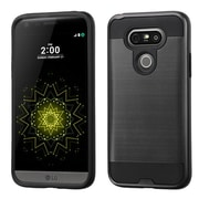 Insten Hard Dual Layer Case For LG G5 - Black