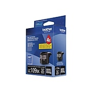 Brother LC109BK Black Extra High Yield Ink Cartridge