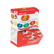 Jelly Belly Chewy Jelly Beans, Assorted Flavors, 0.35 Oz., 80/Box (72512)