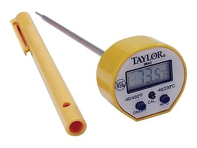 Taylor Pro Kitchen Waterproof Digital Thermometer