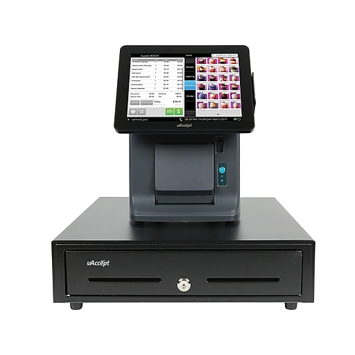 "uAccept MB3000 9.7"" Touchscreen Cloud-Based POS System"
