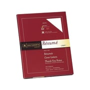 "Southworth 8.5"" x 11"" Resume Paper, 24 Lbs., Wove, 100/Box (R14CF)"