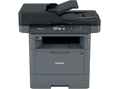 Brother MFC-L5850DW USB, Wireless, Network Ready Black & White Laser All-In-One Printer