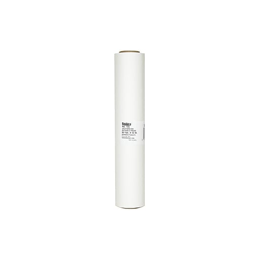 """Bienfang Sketching & Tracing Paper Roll, 12""""W x 150'L, White (12176)"""
