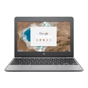 "HP 11-v010nr X7T64UA#ABA 11.6"" Chromebook Laptop, Intel"