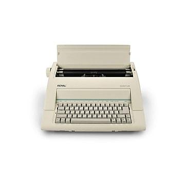 Royal Consumer Scriptor AC Power Typewriter (69149V)