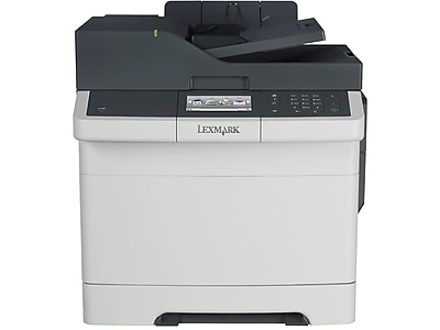 Lexmark CX417de 28DC550 USB & Network Ready Color Laser All-In-One Printer