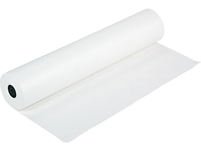 Lightweight Rainbow Kraft Paper Roll 36 x 1000 Feet Green Paper Roll