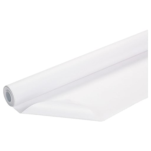 "Fadeless Paper Roll, 48"" x 50', White (0057015)"