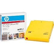 HPE LTO-3 Ultrium C7973A Data Cartridge, Gold