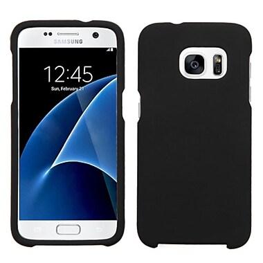 Insten - Étui de protection en gel pour Samsung Galaxy S7, noir (2229210)