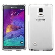 Insten Hard Crystal Case For Samsung Galaxy Note 4 - Clear