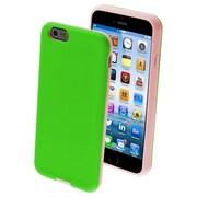 "Insten Green/Pink Hybrid Hard Shockproof Advanced Armor Case for Apple iPhone 6 6S 4.7"""