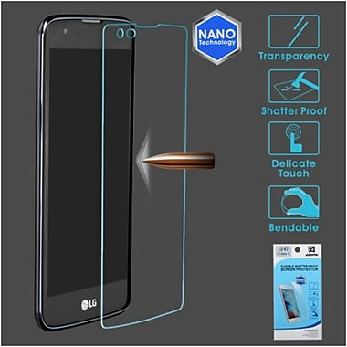 Insten Clear LCD Screen Protector Film Cover For LG K7 (Does Not Cover Edges)