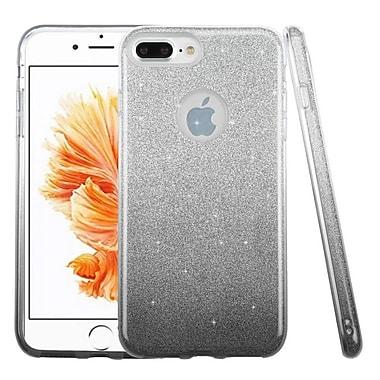 Insten – Étui hybride scintillant en caoutchouc flexible/plastique rigide pour iPhone 7 Plus/8 Plus