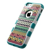 Insten Tuff Merge Butterfly Dancing Hard Rubber Cover Case For Apple iPhone 6