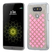 Insten Hard Bling Cover Case For LG G5 Pink by