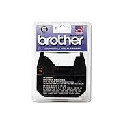 Brother AX/GX/SX/WPT/ZX Black Print Ribbons, 2/Pack (1230)