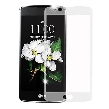 Insten Clear Tempered Glass LCD Screen Protector FIlm Cover For LG K7 / Treasure LTE