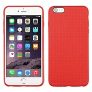 "Insten Dots TPU Case For Apple iPhone 6 Plus 5.5"" - Red"