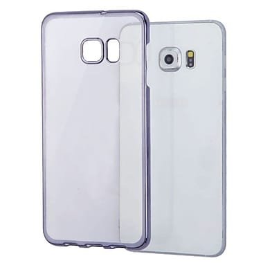 Insten Ultra-Thin Clear Crystal Hard Case Transparent Cover For Samsung Galaxy S6 Edge Plus (2177036)