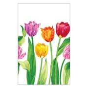 Amscan Easter Bright Tulips Plastic Table Cover, Pack of 3 (571196)