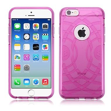 Insten Echo Gel Cover Case For Apple iPhone 6/6s - Hot Pink
