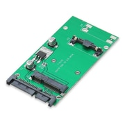 "IOCrest 50mm 1.8"" Mini SATA SSD to standard 2.5"" SATA interface Adapter"