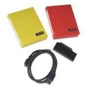 """Syba Support SATA 1/2 HDD/SSD USB3.0 to 2.5"""" SATA HDD Encryption Kit"""