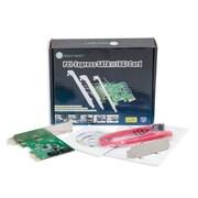IOCrest 2 Port SATA III RAID PCI-E 2.0 x1 ASMedIa ChIpset (2068747)