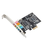 IOCrest 5.1 Channel PCI-e x1 Sound Card