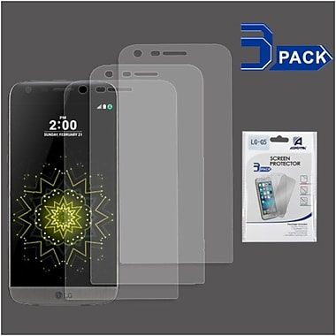 Insten Clear LCD Screen Protector Film Cover For LG G5, 3/Pack (2238779)