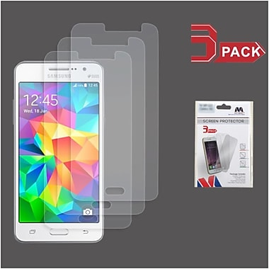 Insten 3-Pack Clear HD Screen Protector Film For Samsung Galaxy Grand Prime