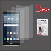 Insten 3-Pack Clear HD Screen Protector For LG G Stylo/G Vista 2